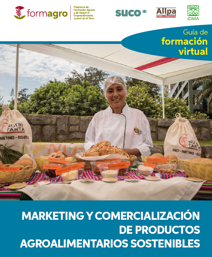 MARKETING Y COMERCIALIZACIÓN DE PRODUCTOS AGROALIMENTARIOS SOSTENIBLES